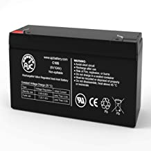This is an AJC Brand Replacement APC Smart-UPS 1000RM 12V 12Ah UPS Battery