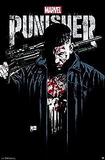 Trends International Marvel Comics TV - The Punisher - Key Art Wall Poster, 22.375