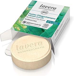 lavera, Shampoo per la cura del volume, senza siliconi, cosmetico naturale certificato, più volume e forza di pettinatura ...