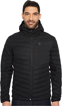6dba92f2849 Mountain hardwear dynotherm down jacket thunderhead grey black ...