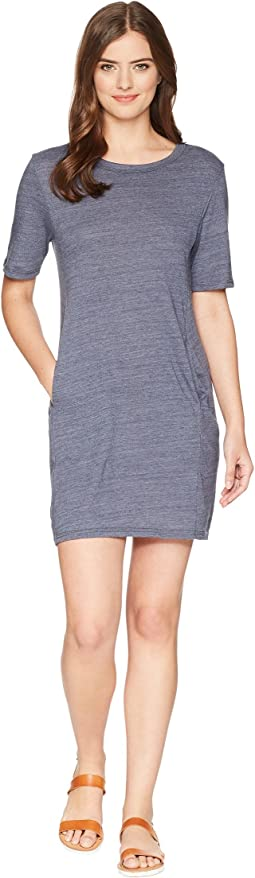 Eco Jersey Pocket T-Shirt Dress