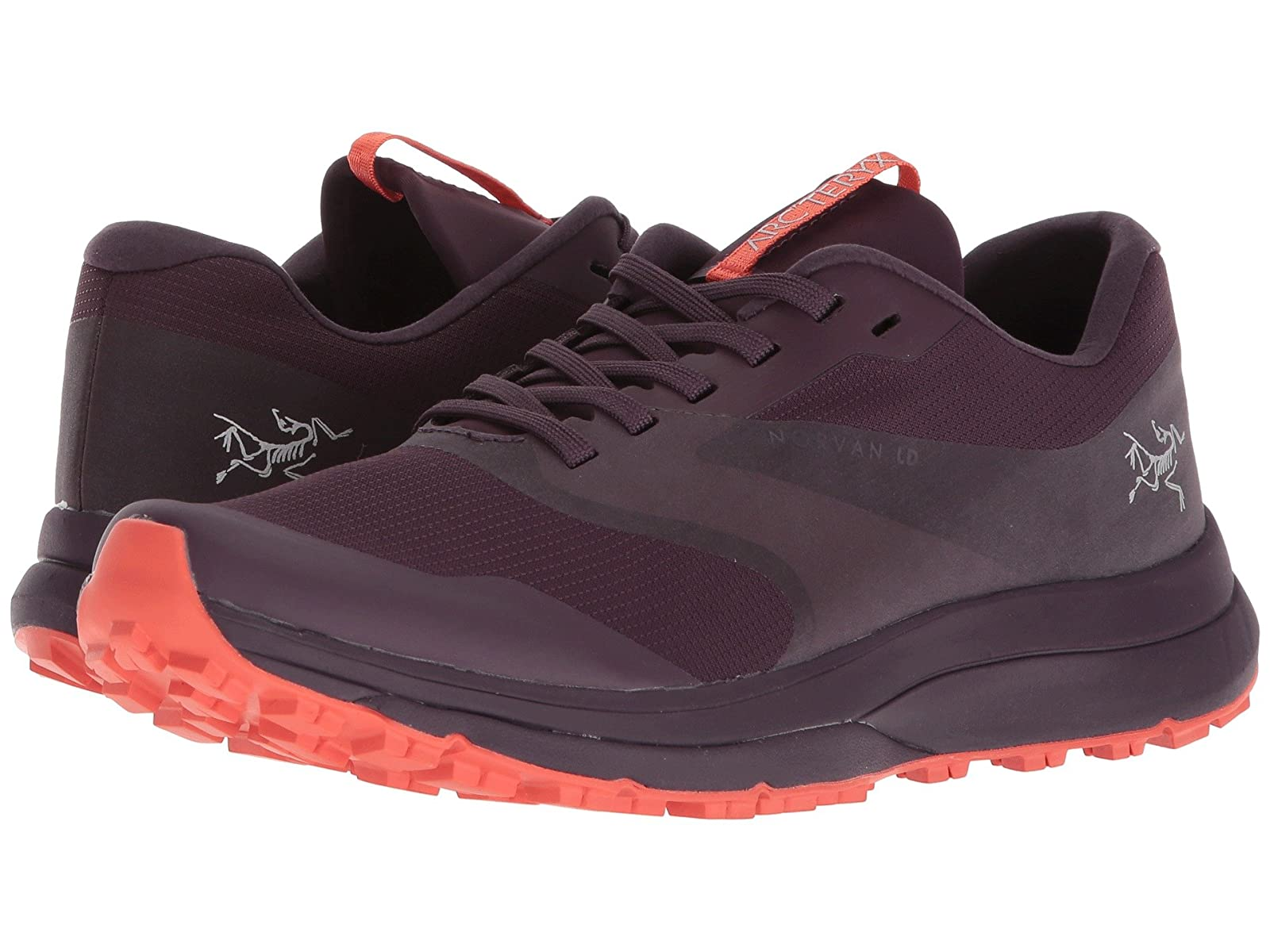 Arc'teryx Norvan LDAtmospheric grades have affordable shoes