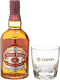 Chivas Brothers Chivas Regal 12 Years Old Blended Scotch Whisky 1 x 0.7 l
