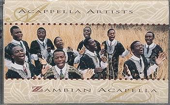 The Acappella Artist Series: Zambian Acapella