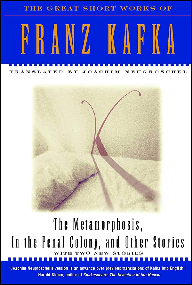 コメンテーターセレナ濃度The Metamorphosis, in the Penal Colony and Other Stories