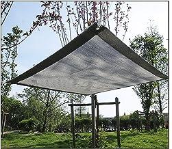 LIXIONG Sunblock Shading Net, UV-bestendig waterdicht Privacy Shade Doek, Windbreak Planten Bescherming Zonnescherm Zeil v...