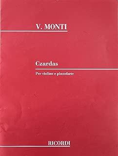 Best monti czardas violin Reviews