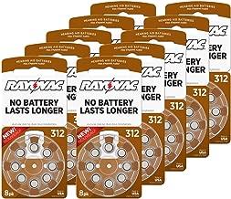rayovac proline advanced premium zinc air