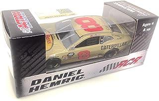 Lionel Racing Daniel Hemric 2019 RCR 50th Anniversary Gold Bass Pro Shops/Caterpillar NASCAR Diecast Car 1:64 Scale