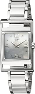 Tissot My-T Women's Mother of Pearl Dial Stainless Steel Band Watch - T032.309.11.117.00