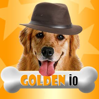 Golden Retriever io (Opoly)