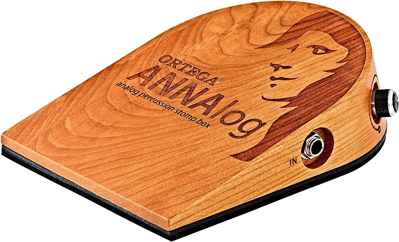 Ortega Guitars 048725 - Pedal de efecto