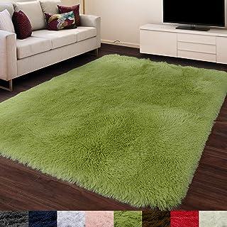 Green Area Rugs Amazon Com