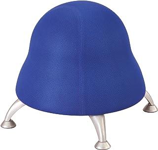 Safco Polyester Mesh Runtz Ball Chair, Blue
