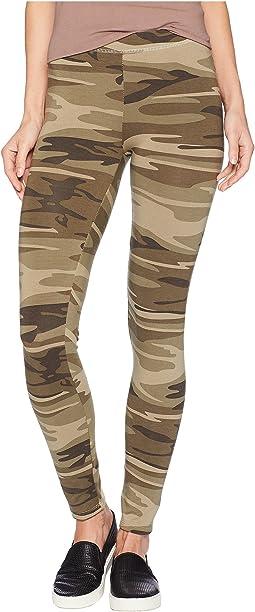 Printed Skinny Legging
