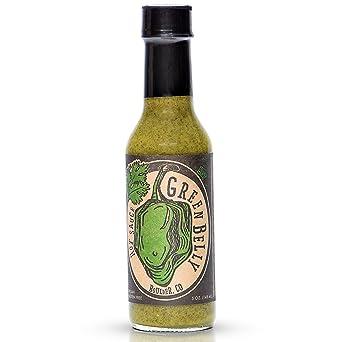 Green Belly Hot Sauce