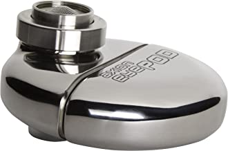 Haws 7620 Axion eyePOD Polished Stainless Steel Faucet-Mounted Eyewash