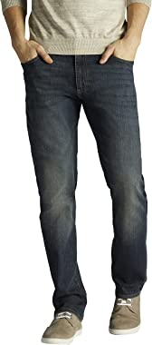 Lee Modern Series Extreme Motion Straight Fit Tapered Leg Jean Homme