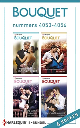 Bouquet e-bundel nummers 4053 - 4056