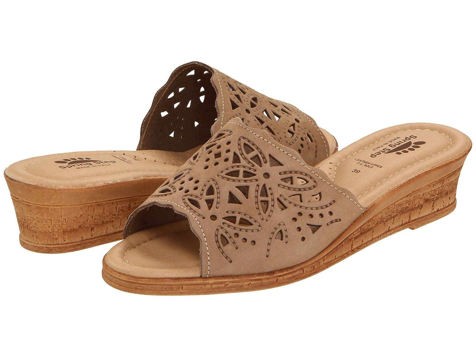 Spring Step EstellaAtmospheric grades have affordable shoes