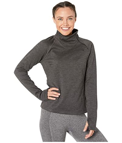 The North Face Canyonlands 1/4 Zip (TNF Dark Grey Heather) Women