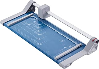 "Dahle 507 Personal Rotary Trimmer, 12"" Cut Length, 7 Sheet Capacity, Self-Sharpening, Automatic Clamp, German Engineered P..."