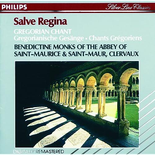 Gregorian Chant: Salve Regina - Antiphona (tonus monasticus) in Honorem Beatae Mariae Virginis