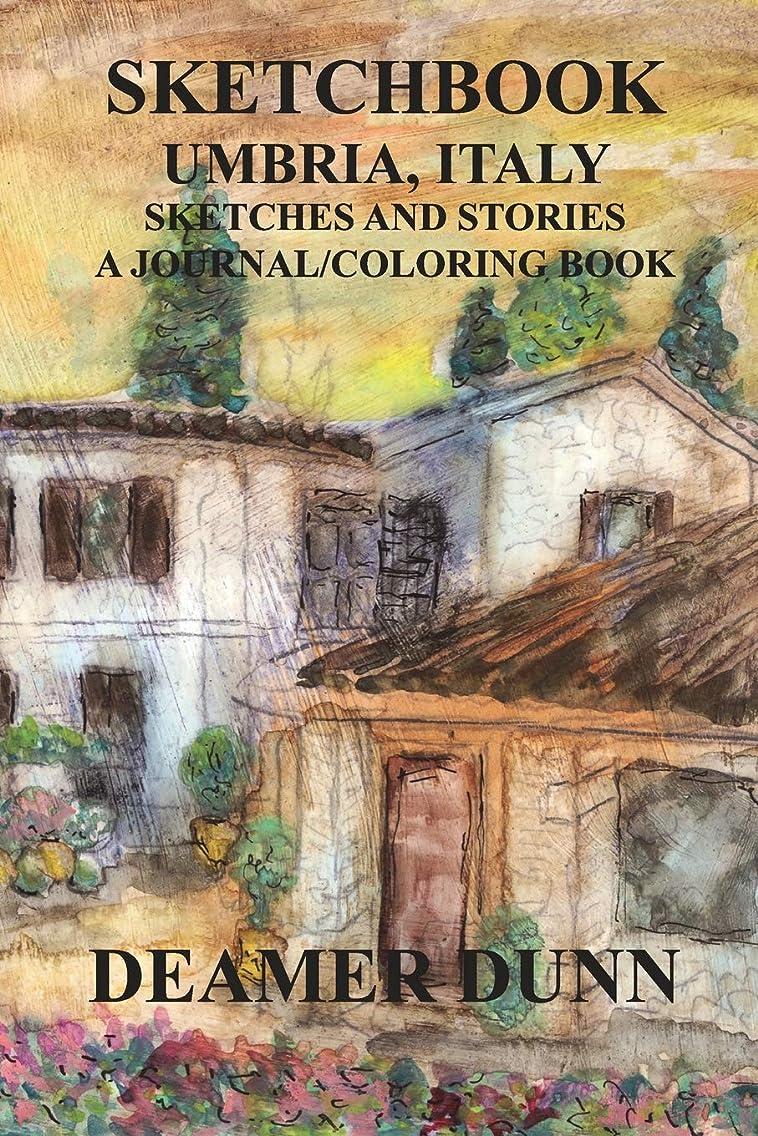 Sketchbook: Umbria Italy