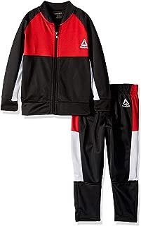 Boys' 2 Piece Athletic Track Suit Set