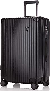 レーズ(Reezu) スーツケース 超軽量 機内持込み キャリーバッグ 8輪 静音 キャリーケース TSAロック付 キャリーバック Sサイズ/Mサイズ/Lサイズ ファスナー式 大型 人気色 ビジネス 旅行 安心の1年保証