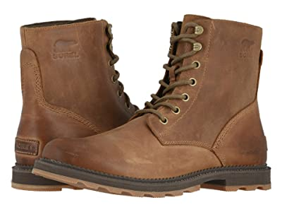 SOREL 6 Madsontm Boot Waterproof (Elk/Mud) Men