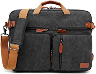 کیف دستی کوله پشتی قابل حمل کوله پشتی قابل حمل CoolBELL کیف دستی کیف دستی کیف دستی کیف دستی کسب و کار کیف دستی سفر چند منظوره Rucksack متناسب با 15.6 اینچ لپ تاپ مردانه / زن (پوسته سیاه)