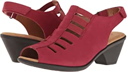 Ruby Red Otago Softy Nubuck