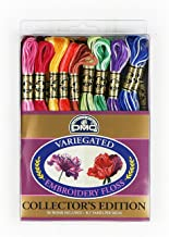cosmo embroidery floss chart