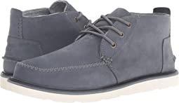 Waterproof/Castlerock Grey Nubuck