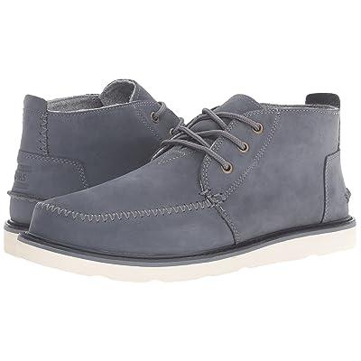 TOMS Chukka Boot (Waterproof/Castlerock Grey Nubuck) Men