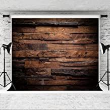 Kate 8x8ft Photography Backdrop Brown Wood 3D Backdrops for Picture Customized Microfiber Photo Background