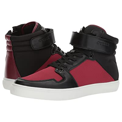 GUESS Trotta (Red Synthetic) Men