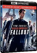 mission: impossible - fallout (blu-ray 4k ultra hd+blu-ray) Blu-ray Italian Import