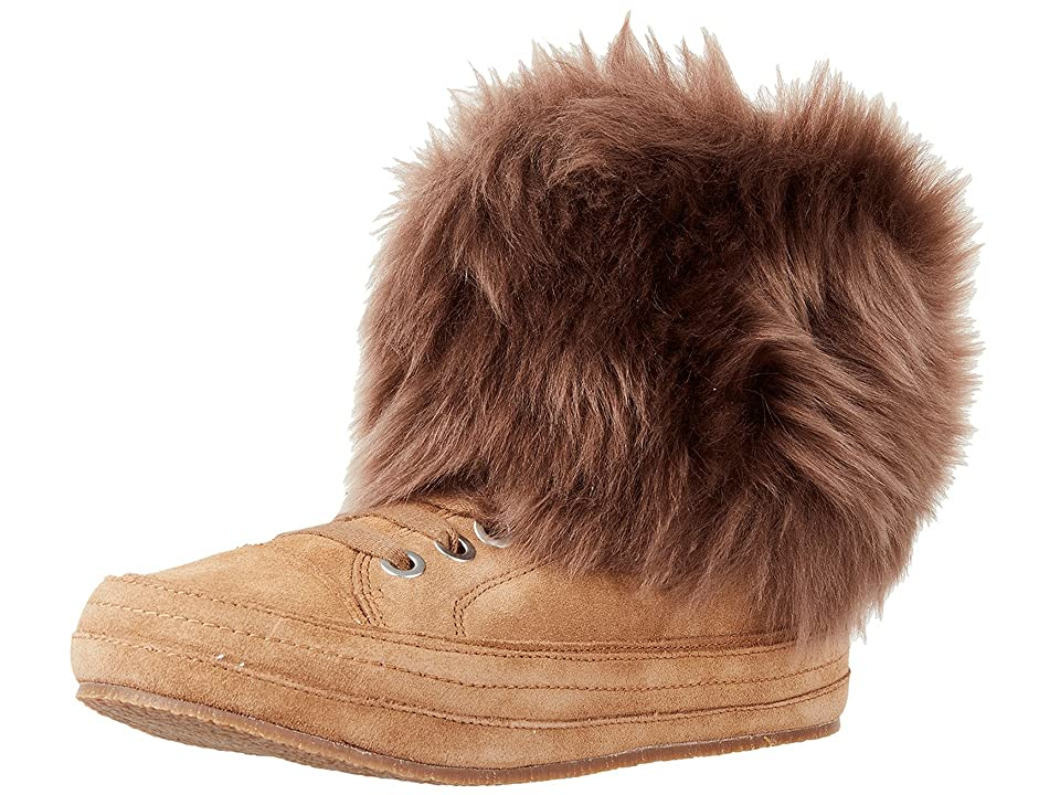 UGG Antoine Fur (Chestnut) Women
