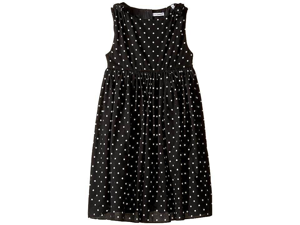 Dolce & Gabbana Kids Tropical City Dress (Toddler/Little Kids) (Print) Girl