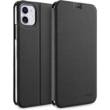 Doupi Flip Case Für Iphone 11 Deluxe Schutz Hülle Mit Computer Zubehör