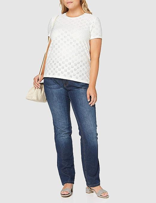 Jacqueline de Yong NOS Jdycathinka S//S Tag Top JRS Noos T-Shirt Femme