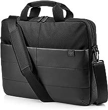 HP 15.6 Classic Laptop Briefcase (Black)