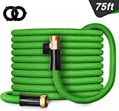 Besiter Expandable Garden Hose, 75FT Lightweight and Kink Free Flexible Water Hose with 3/4