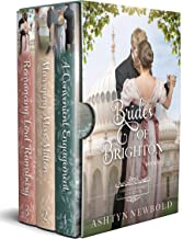 Brides of Brighton Books 1-3: A Regency Romance Collection