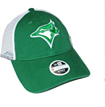 Toronto Blue Jays Women's St Patrick's Day Adjustable Hat Cap - Green