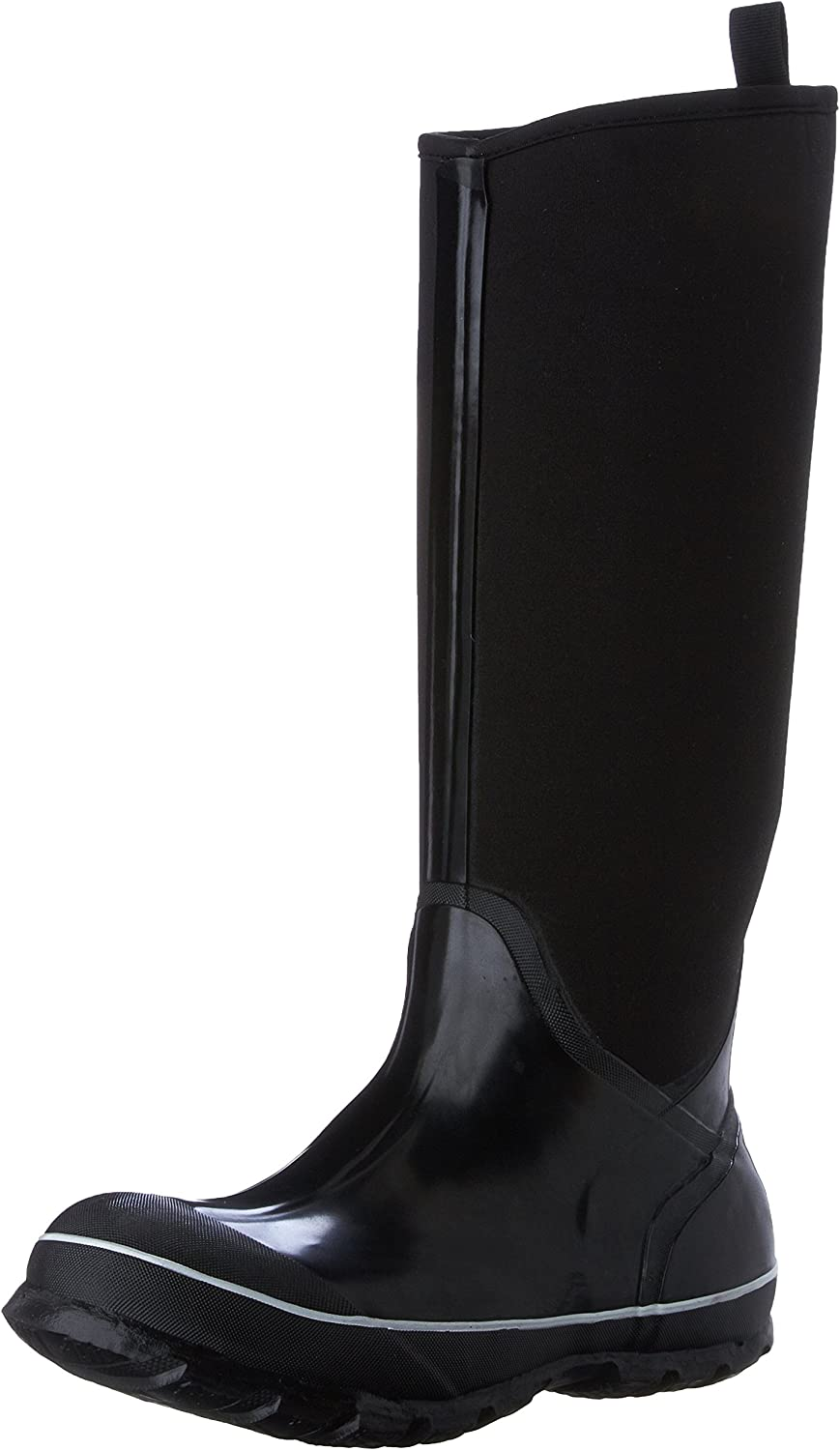 Baffin Meltwater – Women's Waterproof/Insulated, Tall Height Pull-On Rubber Boot
