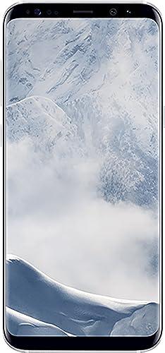 new arrival Samsung Galaxy S8+ wholesale G955U 64GB T-Mobile GSM Smartphone w/ 12MP Camera - 2021 Arctic Silver sale