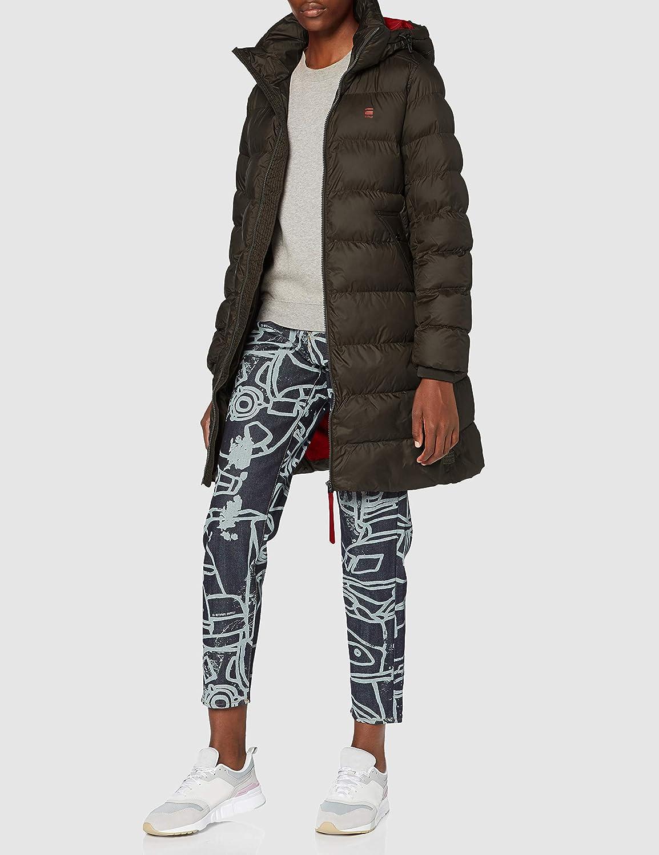 G-STAR RAW Whistler HDD Slim Long Coat WMN Veste Femme